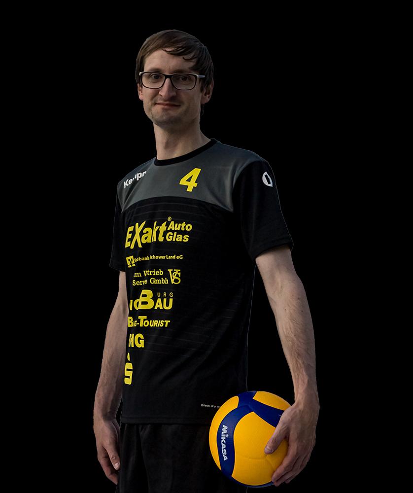 Christoph Grothe - Allrounder, Trainer