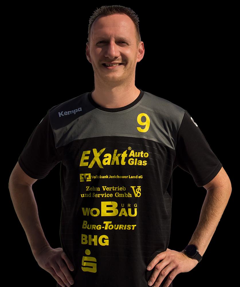 Sebastian Behr - Mittelblocker