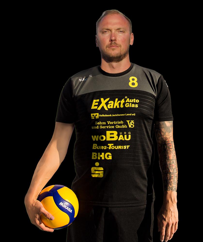Stephan Bittigau - Mittelblocker