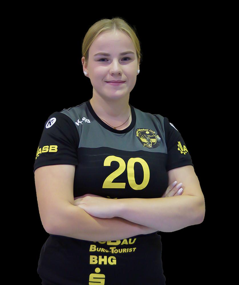 20 - Natalie Leonie Riemann - Zuspieler